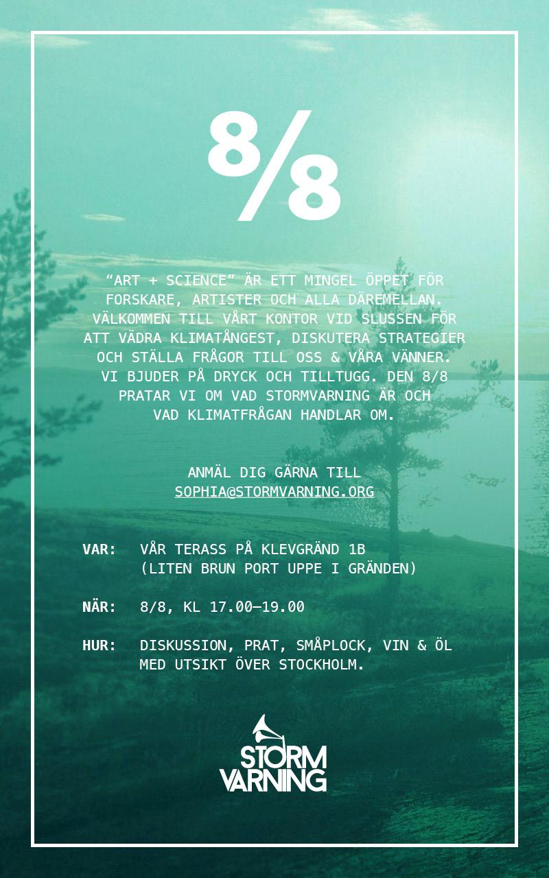 Stormvarning, A+S, inbjudan 8 augusti (v1)